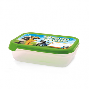 LUNCH BOX RECTANGULAIR AV