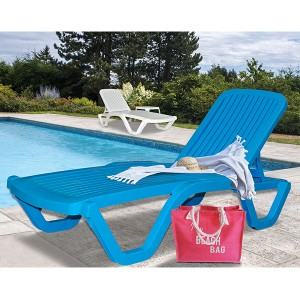 Chaise Longue sans accoud