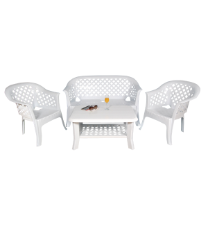 Emejing table plastique jardin tunisie photos awesome for Banc jardin plastique